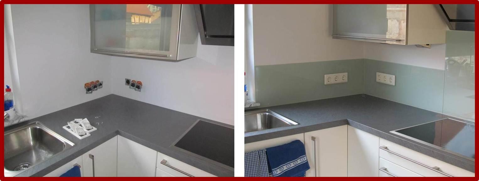 küchen & küchenmöbel | matthias halde - Wandabdeckung Küche