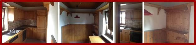Matthias Halde - So sah die Küche vorher aus