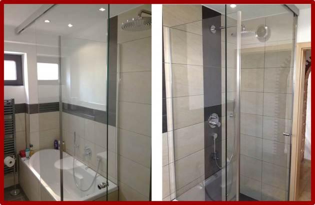 Matthias Halde - Duschkabine für sehr kleines Bad