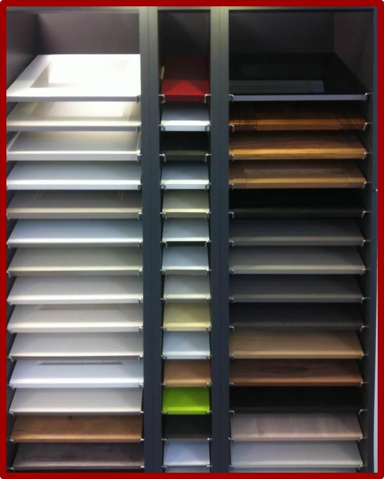 neue k chenfront cashmere hell weich und elegant. Black Bedroom Furniture Sets. Home Design Ideas